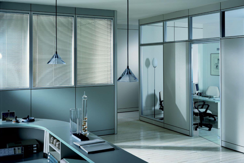 Box Ufficio Alluminio Usato : Mobilufficio becchetti profilo
